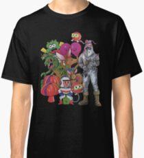 Classic Retro Atari Characters T-Shirt Classic T-Shirt