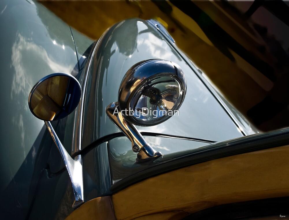 1946 Ford by ArtbyDigman