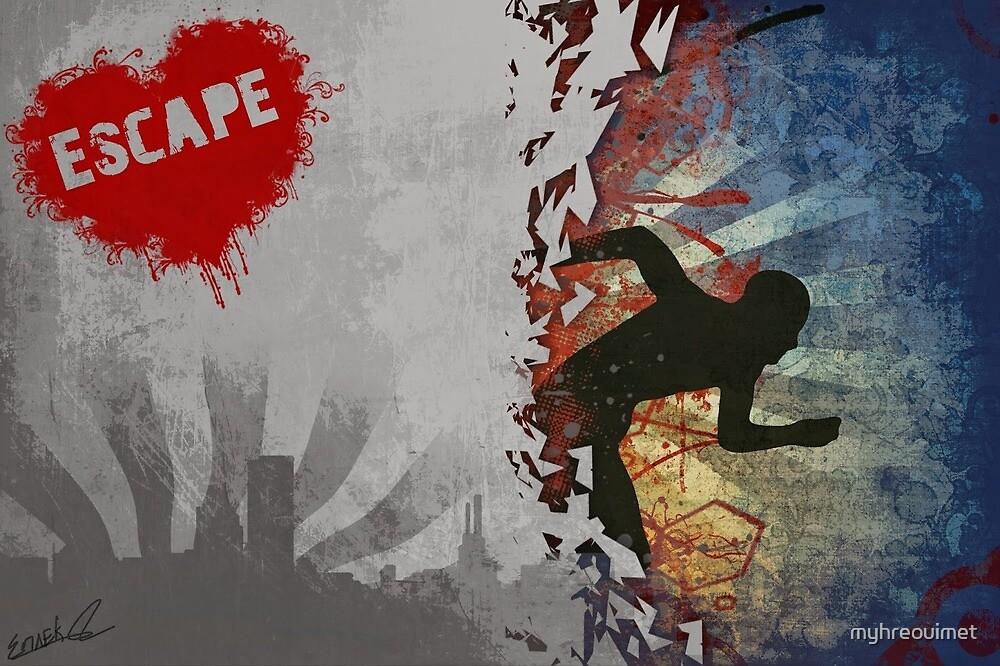 Escape by myhreouimet