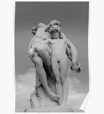 Paris, Jardin des Tuileries Poster