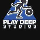 Play Deep Studios logo by PlayRecords
