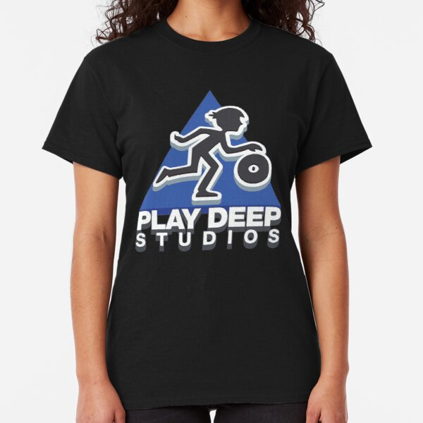 Play Deep Studios logo Classic T-Shirt