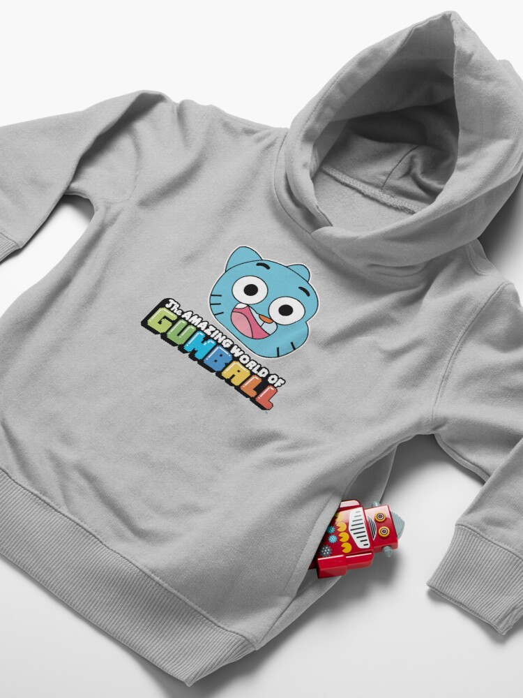 Alternate view of The Amazing World of Gumball™ Toddler Pullover Hoodie