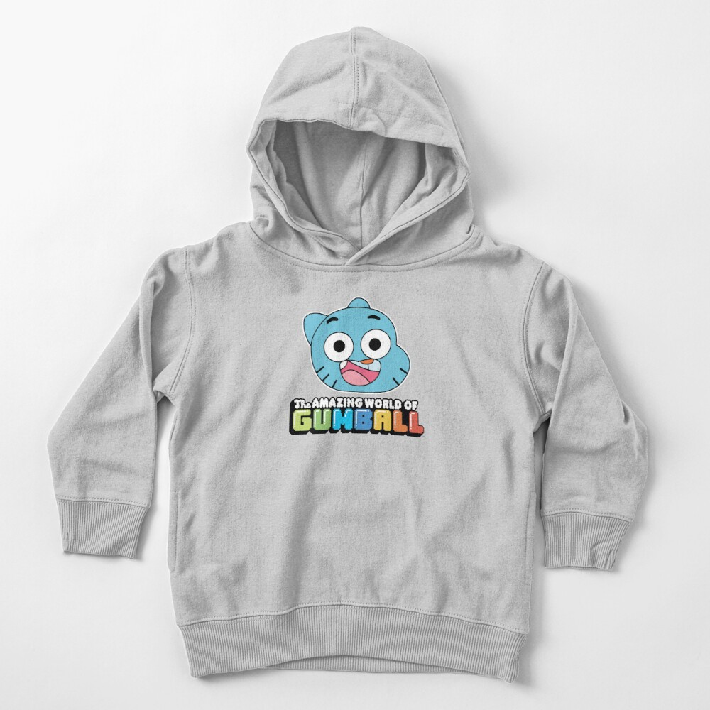 The Amazing World of Gumball™ Toddler Pullover Hoodie
