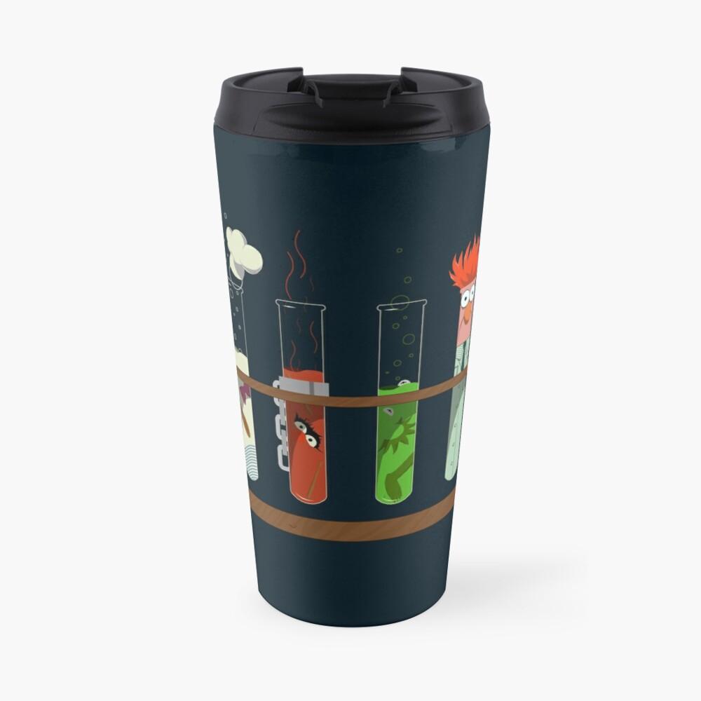 Muppet Science Travel Mug