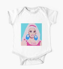 Manila Luzon Rupaul's Drag Race One Piece - Short Sleeve