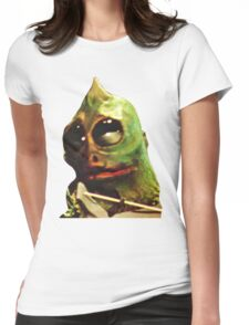 Land Of The Lost Sleestak T-Shirt Womens Fitted T-Shirt