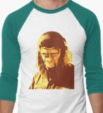 Planet Of The Apes T-Shirt Men's Baseball ¾ T-Shirt