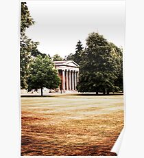 Downing College, Cambridge Poster