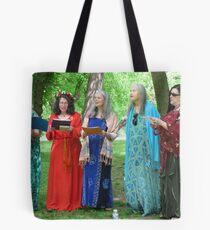 Beltane Choir Tote Bag