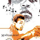 Muhammad Ali by celebrityart