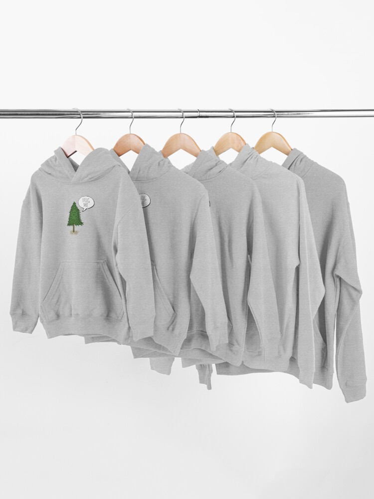 Alternate view of Treehugger Kids Pullover Hoodie