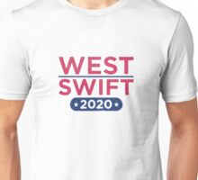 Kanye West for President & Taylor Swift for Vice President Unisex T-Shirt
