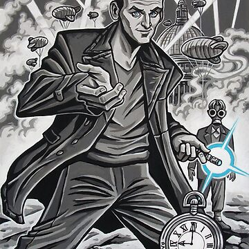 The Ninth Doctor by rainesz