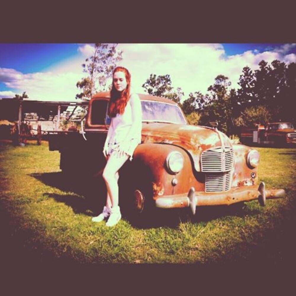 Old Rusty Car by AshleyBlack