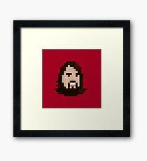 Dave Framed Print