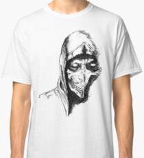 Scorpion Mortal Kombat X Classic T-Shirt