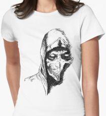 Scorpion Mortal Kombat X Womens Fitted T-Shirt