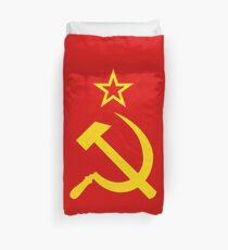 SSSR Duvet Cover