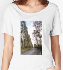 World's Tallest & Longest Hedge. Women's Relaxed Fit T-Shirt