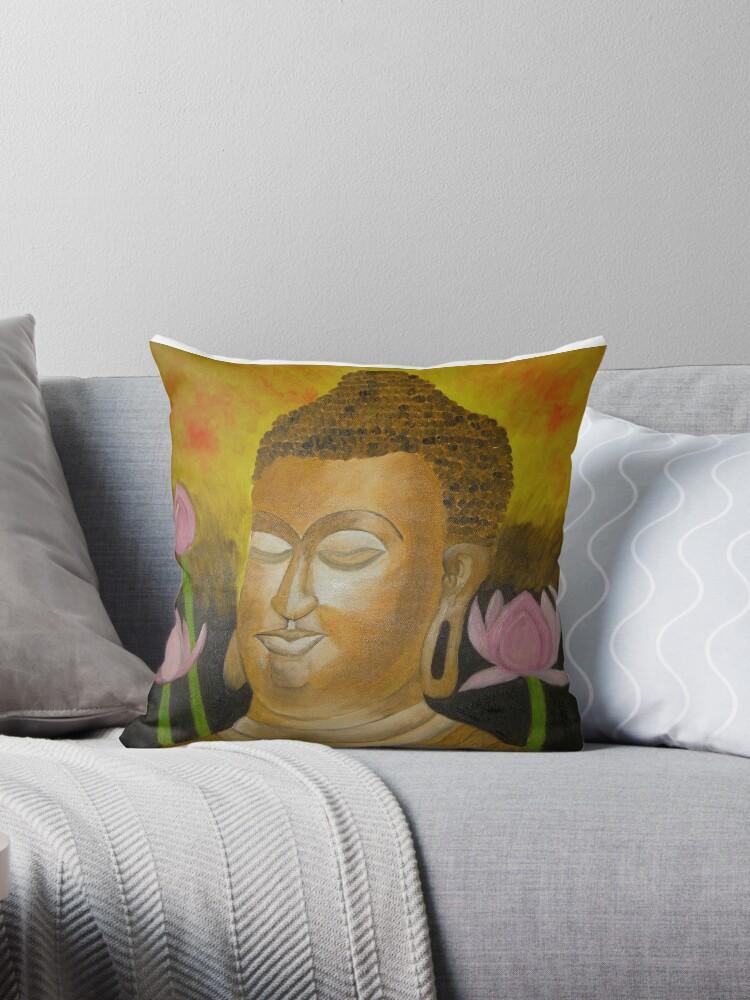 Bhuddha Enlightened by RamanCreations