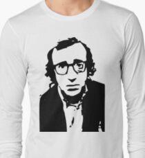 Annie Hall Woody Allen Stencil T-Shirt