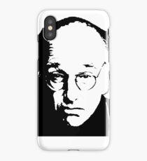 Seinfeld Comedian Larry David iPhone Case/Skin
