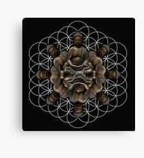 The Eightfold Path. Canvas Print