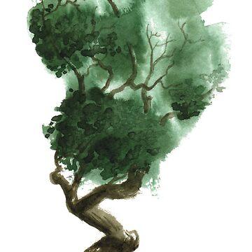 Little Tree 117 by Sseal