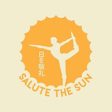 Sun Salutation by Plego