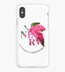 rosy nerv iPhone Case/Skin