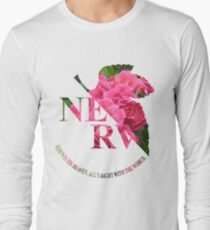 rosy nerv Long Sleeve T-Shirt