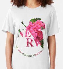 rosy nerv Slim Fit T-Shirt