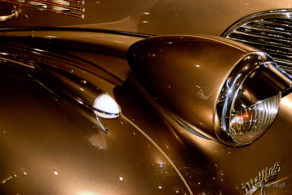 Chevy Gold by Bob Wall