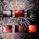 Amazing London - FIREWORKS 1st January 2011 - (UK) by Daniela Cifarelli