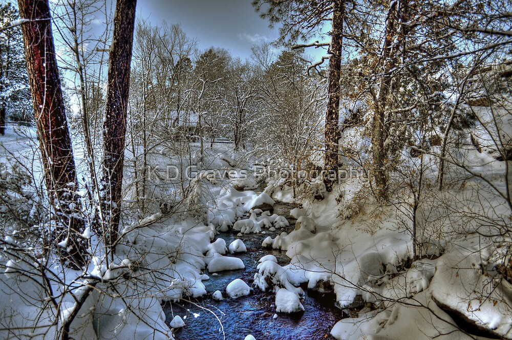 Miller Creek by K D Graves Photography