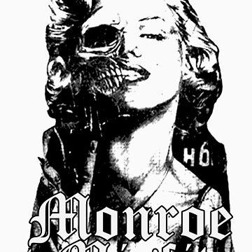 monroe misfit marilyn monroe by Monroe-Misfit