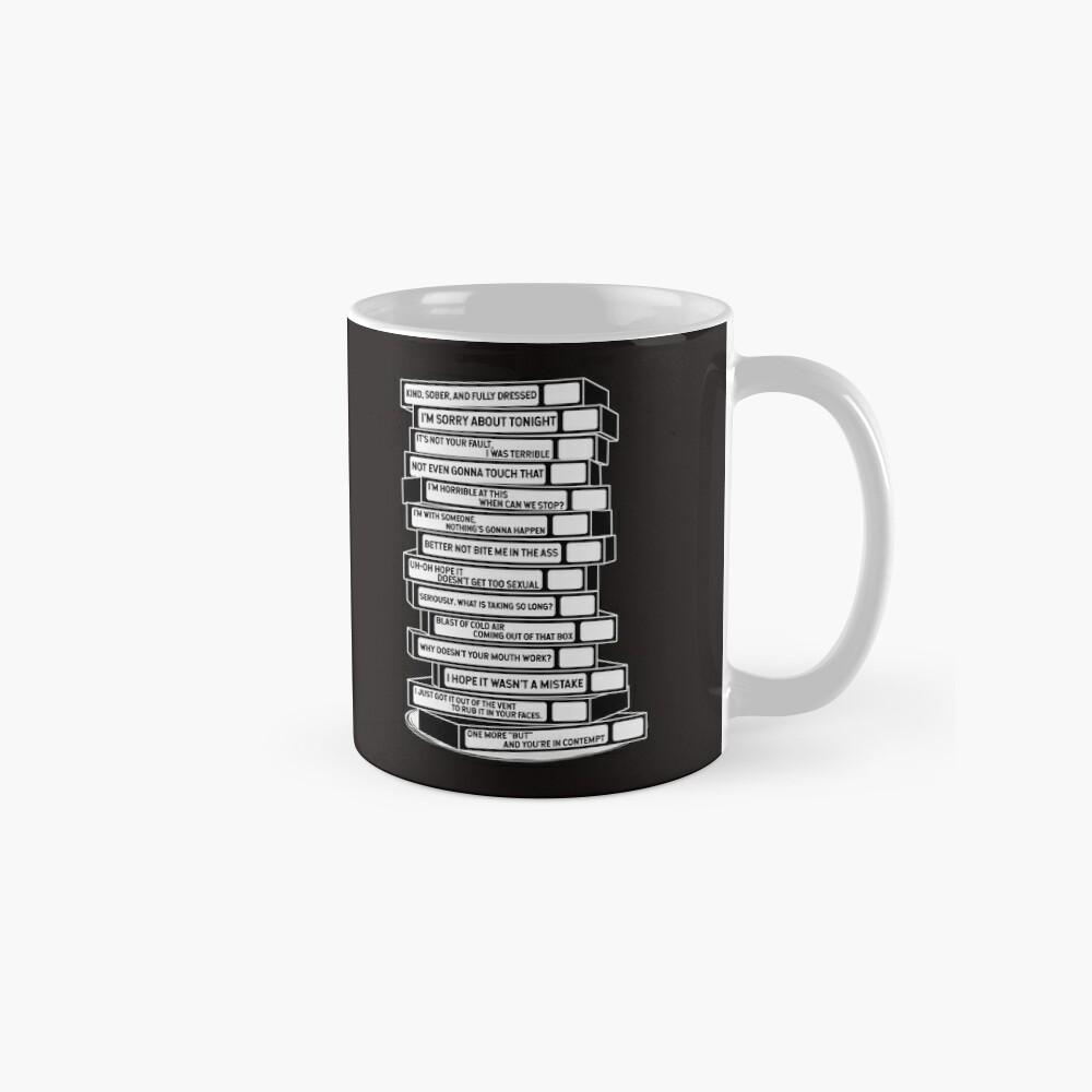 B'99 Sex Tapes Mug