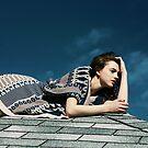 rooftop ocean by Charlotte Lin