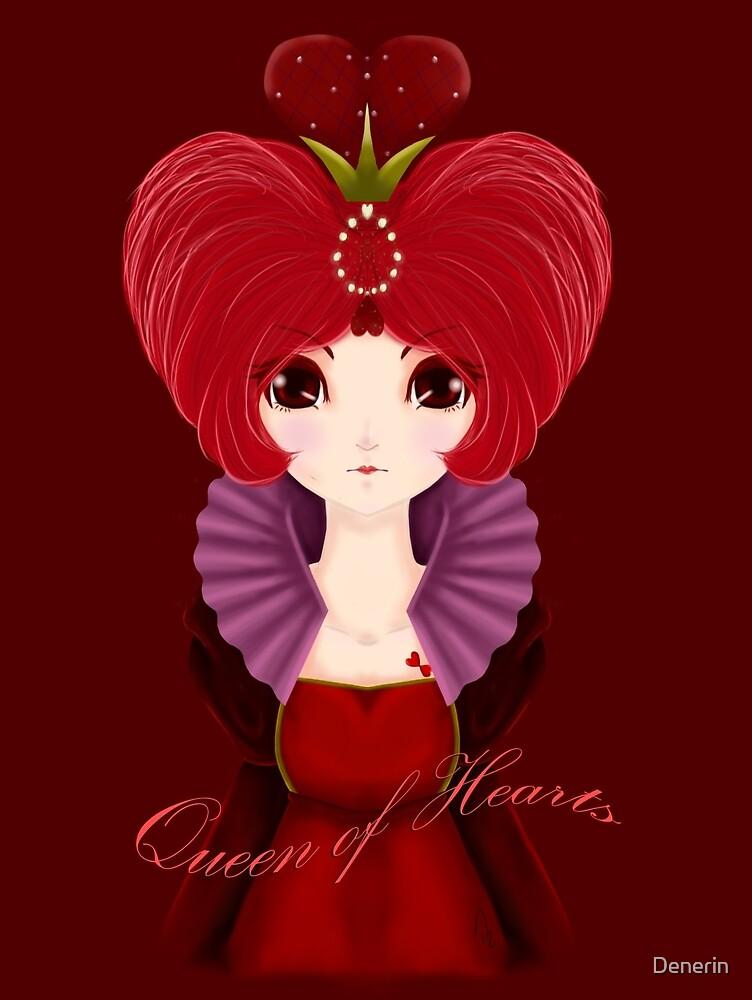 Queen of Hearts by Denerin