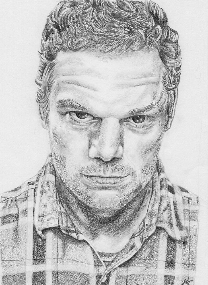 Michael C. Hall (Dexter) by ArtLuver