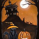 The Halloween Watcher by Ryan Conners