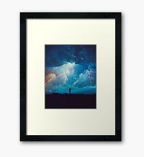 Transcendent Framed Print
