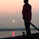 Ganges Dawn by picketty