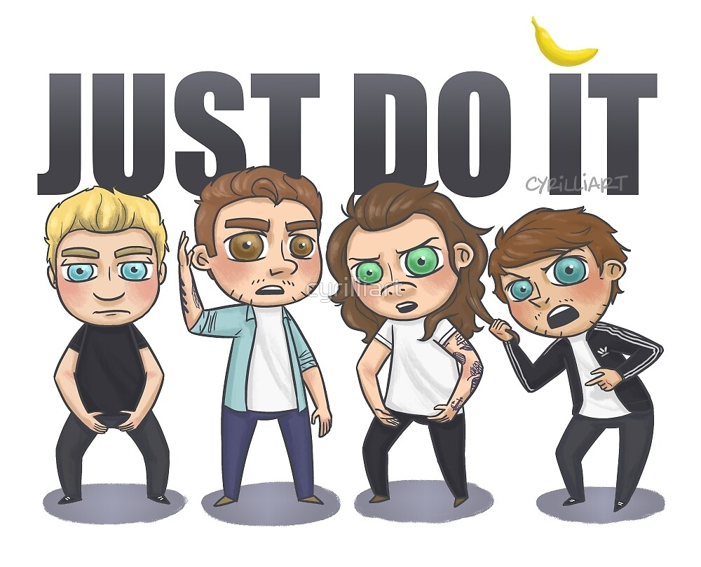 Just 1Do It by cyrilliart