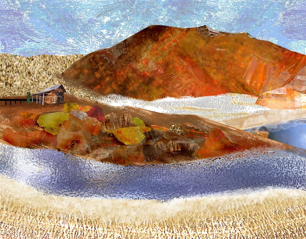"""Big Rock Candy Mountain"" by Patrice Baldwin"