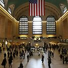 "Grand Central Terminal by Christine ""Xine"" Segalas"
