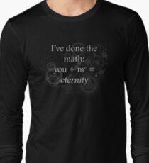 Love is eternity Long Sleeve T-Shirt