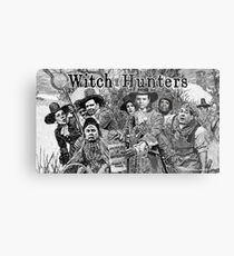 Witch Hunters Metal Print