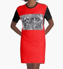 Witch Hunters Graphic T-Shirt Dress